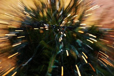 kerstboom-effect