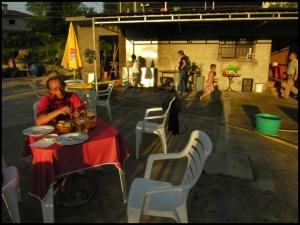aan tafel, portugal